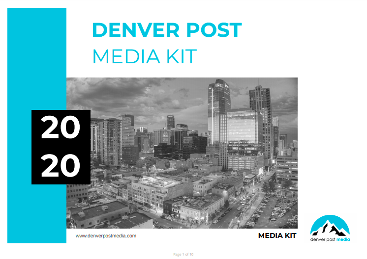 Denver Post Media Media Kit